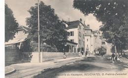 CPA - 21498 -Suisse -Neuchatel - Brasserie De Vauseyon -Envoi Gratuit - NE Neuenburg