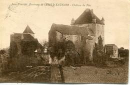 -39-JURA -LONS-le-SAUNIER-Chateau Du Pin - Unclassified