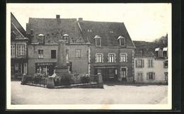 CPA Auzances, Place Du 11 Novembre - Auzances