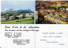 63 BEAUNE LE FROID . RELAIS DES MONTAGNES - Cartes De Visite