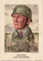 Oberst Bräuer, Der Erste Deutsche Fallschirmjäger, Der Sieger Von Dordrecht Und Moerdijk Willrich VDA Bild 19 DIN A5 - 1939-45