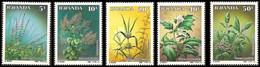1342/1346**  Plantes Médicianales II / Geneeskundige Planten II / Medizinische Pflanzen II / Medicinal Plants II - BUZIN - 1980-89: Neufs