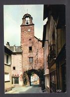 VILLECOMTAL (12 Aveyron) Tour De L'Horloge (Editions Théojac N° 1207/46 ) - Other Municipalities