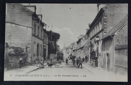 Cinq Mars La Pile -La Rue Principale - Bléré