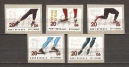 Netherlands Port Betaald MNH ICESKATING - Figure Skating
