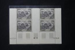 FRANCE - Bloc De 4 Coin Daté Du PA 39 - Neufs Luxe - Cote 900€ - L 89301 - 1940-1949