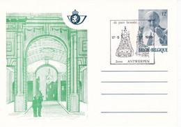 B01-342 Carte Postale - Ca - Bk 38 - Porte De Menin à Ypres Visite Pape 17-05-1985 2000 Antwerpen - Tarjetas Ilustradas