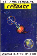 Catalogue LOLLINI 1973 - Conquête De L'Espace - Topics