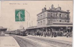 SERQUIGNY(GARE) TRAIN - Serquigny
