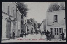 Tauxigny - Avenue De La République - Otros Municipios