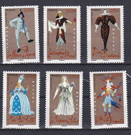 France TUC De 2006  YT 3917 à 3922 Neufs - Unused Stamps