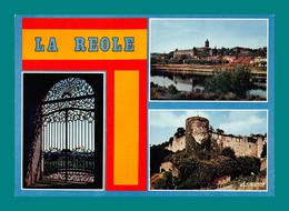 33 La Réole ( Multivues ) - La Réole