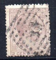 Sello Nº 190  España - Usados