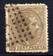 Sello Nº 194  España - Usados