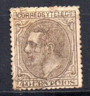 Sello Nº 205 España - Usados
