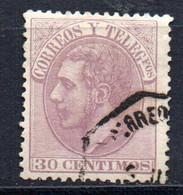 Sello Nº 211 España - Usados