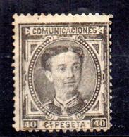 Sello Nº 178  España - Usados