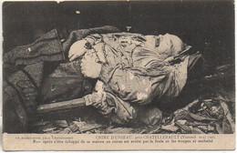 86 Crime D'USSEAU ,près Chatellerault Mai 1905 Roy Après S'être échappé De Sa Maison Est Arrêté - Other Municipalities