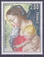 France 1977. YT = 1958 - Neuf Sans Charniere (**). Ann Rubens - Neufs