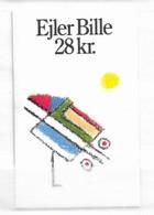 1987 MNH Denmark S45 - Booklets