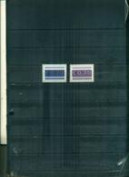 PAYS BAS SERIE COURANTE 0.39-0.78 2 VAL ADHESIFS NEUFS A PARTIR DE 0.60 EUROS - Unused Stamps