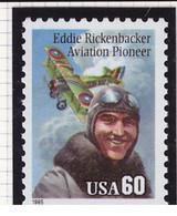 Etats Unis USA 1995 - MNH ** - Célébrités - Avions - Michel Nr. 2642 Série Complète (usa1113) - Nuevos