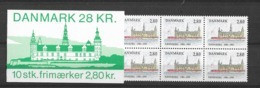 1985 MNH Denmark S39 - Libretti