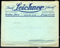 ROUMANIE. N°288 De 1919-26 Sur Enveloppe Ayant Circulé. - Briefe U. Dokumente