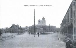 SALLAUMINES - Fosse No 4 - Sonstige Gemeinden