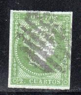 Spain - 1855 - 2c - Yv. 34 - Used - Usados
