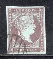 Spain - 1855 - 2r - Yv. 37 - Used - Usados
