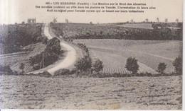 Les Herbiers Les Moulins Sur Le Mont Des Alouettes   1917 - Les Herbiers