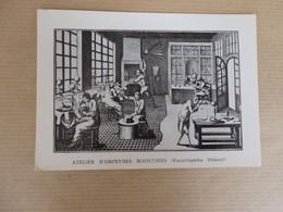 Carte De Visite De Michel Ronga Joaillier 7, Rue Charles-Gros à Troyes (10). - Cartes De Visite