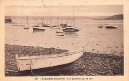LOCQUIREC - Vue Générale Sur Le Port - Très Bon état - Locquirec