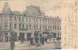 Ploesti Ploiesti  Old Postcard - Rumania