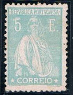 Portugal, 1924/6, # 296, MH - Unused Stamps