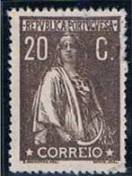 Portugal, 1920/2, # 240 Dent. 15x14, Used - Unused Stamps
