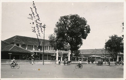 Real Photo  Medan 1939 Hotel - Indonesia