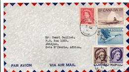 Big River 1961 Saskatchewan - Letter Lettre Brief - Briefe U. Dokumente