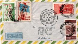 Rio 1961 S. Coleta - Letter Lettre Brief - Primeiro Dia - Cartas