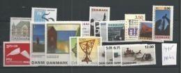 1995 MNH Denmark, Dänemark, Year Complete, Postfris - Volledig Jaar