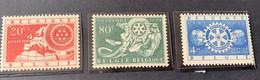 1954 - Rotary International  - Postfris/Mint - Unused Stamps