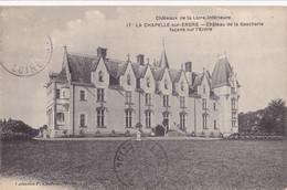 La Chapelle Sur Erdre (44) - Château De La Gascherie - Façade Sur L'Erdre - Unclassified