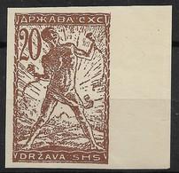 1919 - Verigari 20 Vinara Nezupcena MNH - Unused Stamps