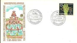 MATASELLOS 1964 BARCELONA - 1961-70 Cartas