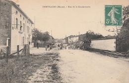 55 - DAMVILLERS - Rue De La Gendarmerie - Damvillers