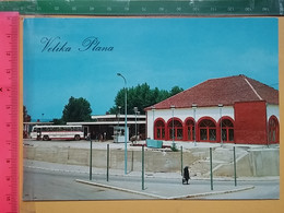 KOV 183-1 - VELIKA PLANA, Serbia, Bus Station, Autobus - Serbia