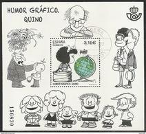 2017-ED. 5135 H.B.  SERIE COMPLETA -Humor Grafico. Quino -USADO - 2011-... Usados