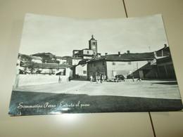 B777  Sommariva Perno Cuneo Entrata Al Paese Viaggiata Presenza Lieve Piega - Otras Ciudades