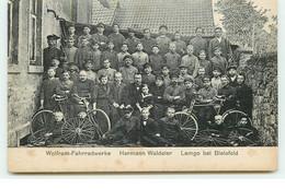 Wolfram-Fahrradwerke - Hermann Waldeler - Lemgo Bel BIELEFELD - Bielefeld